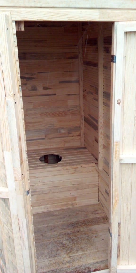 Хоз блок и туалет на дачу