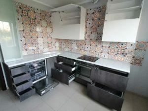 Кухни в Новосибирске под размер