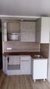 Кухня со столешницей Новосибирск