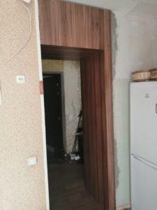 Шкаф в прихожую на заказ в Новосибирске
