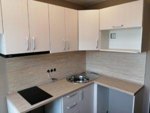 Уютная компактная кухня под заказ в Искитиме