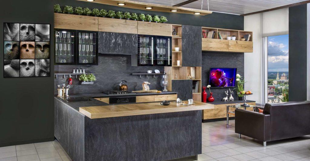 кухни премиум класса Новосибирск