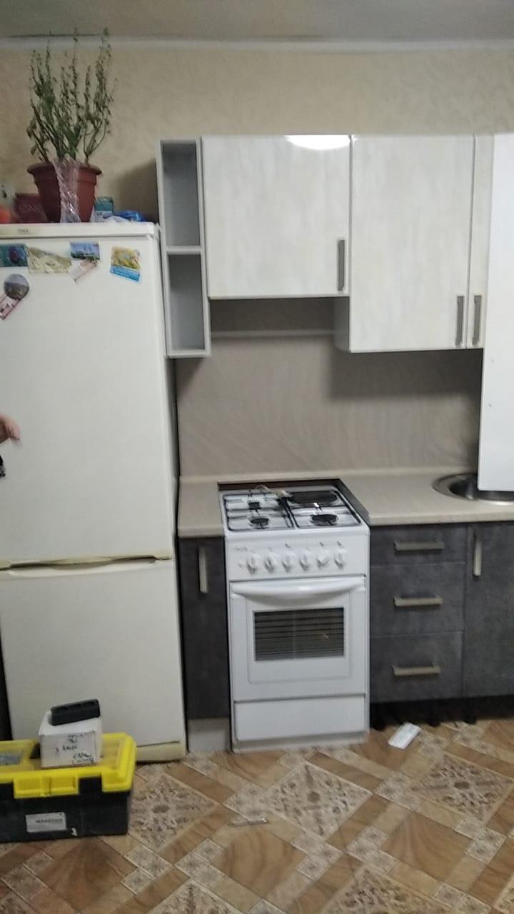 Маленькая кухня эконом класса 2