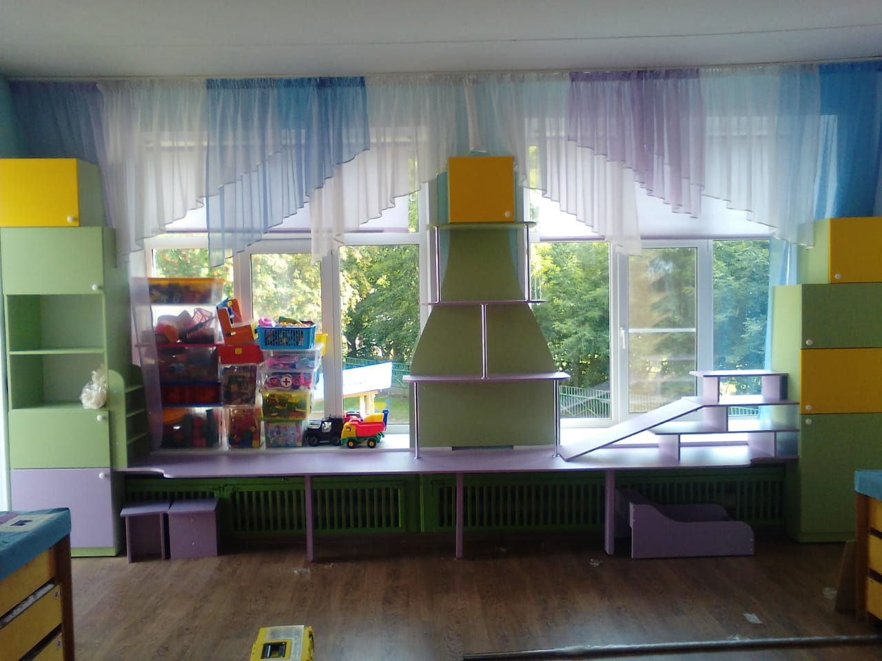 Качественная мебель для детских учереждений садов и школ в Бердске