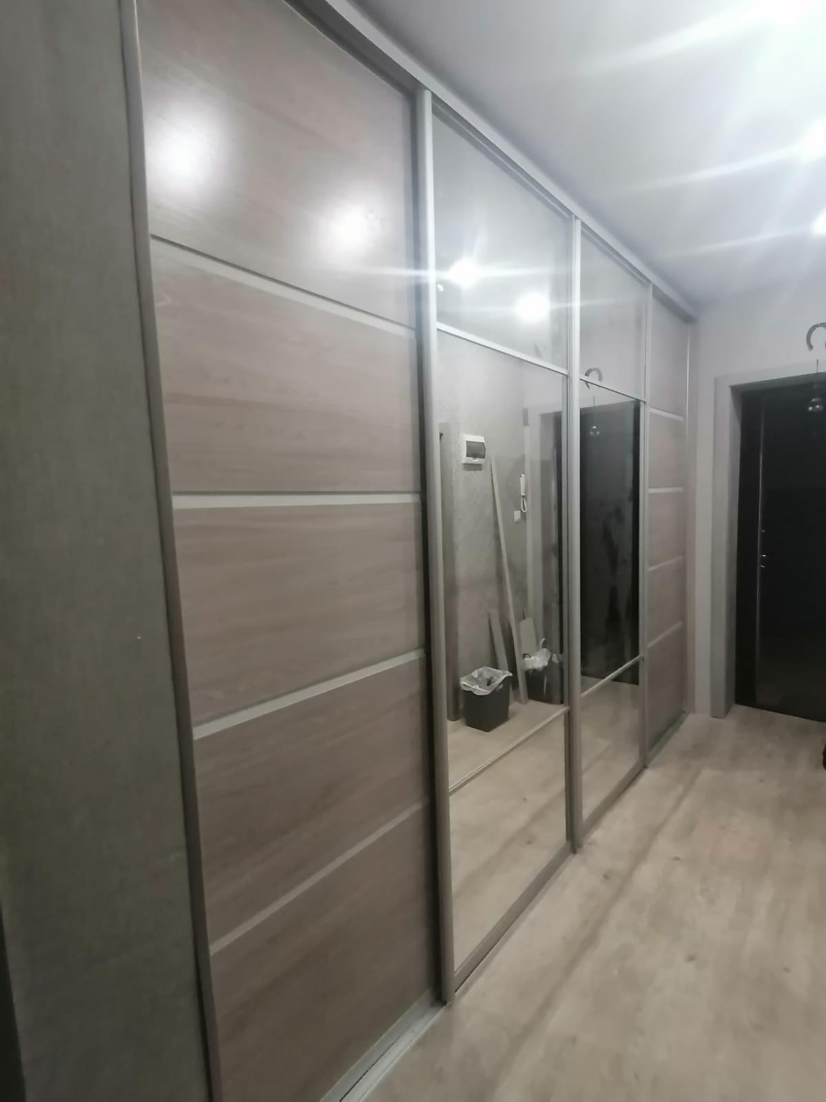 Классный шкаф купе под заказ в Академгородок