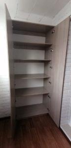 Шкаф в прихожую на заказ в Бердске