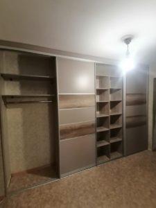 Наши работы (корпусная мебель на заказ)