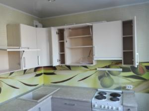 простая кухня для малого помещения